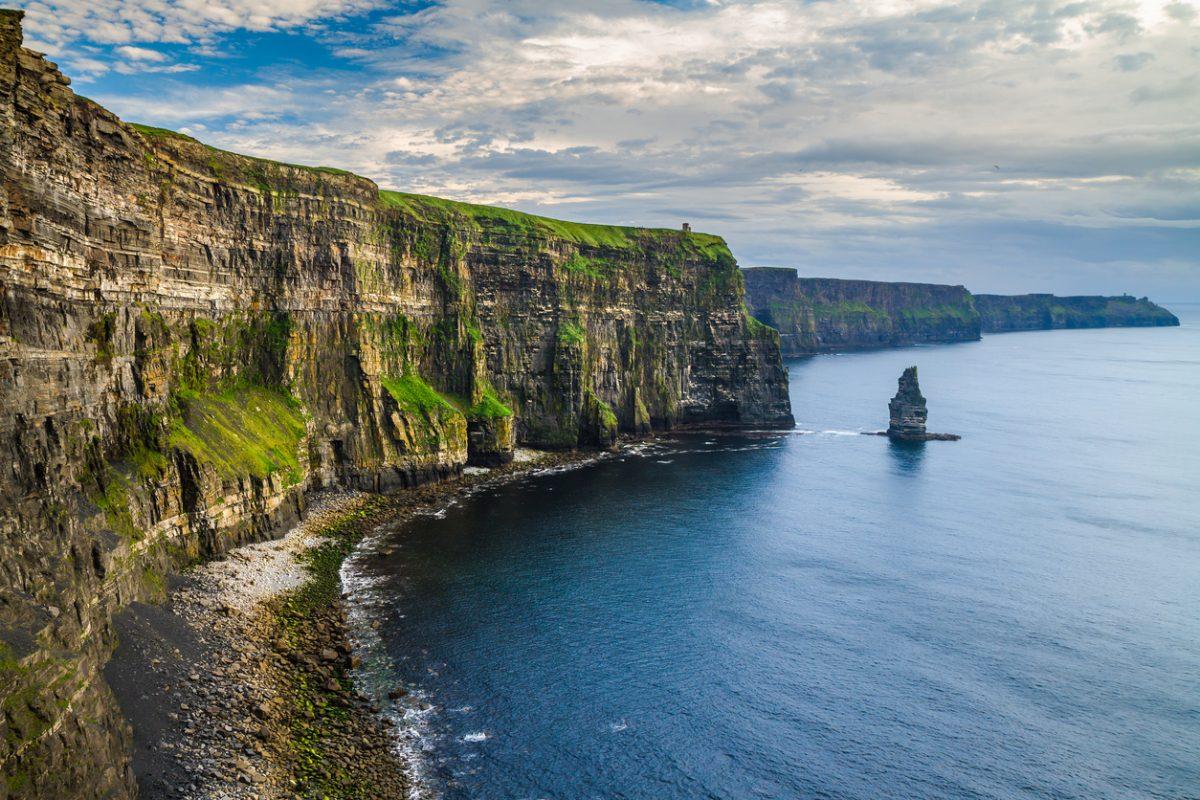 De vriendelijkheid en eenvoud van Ierland