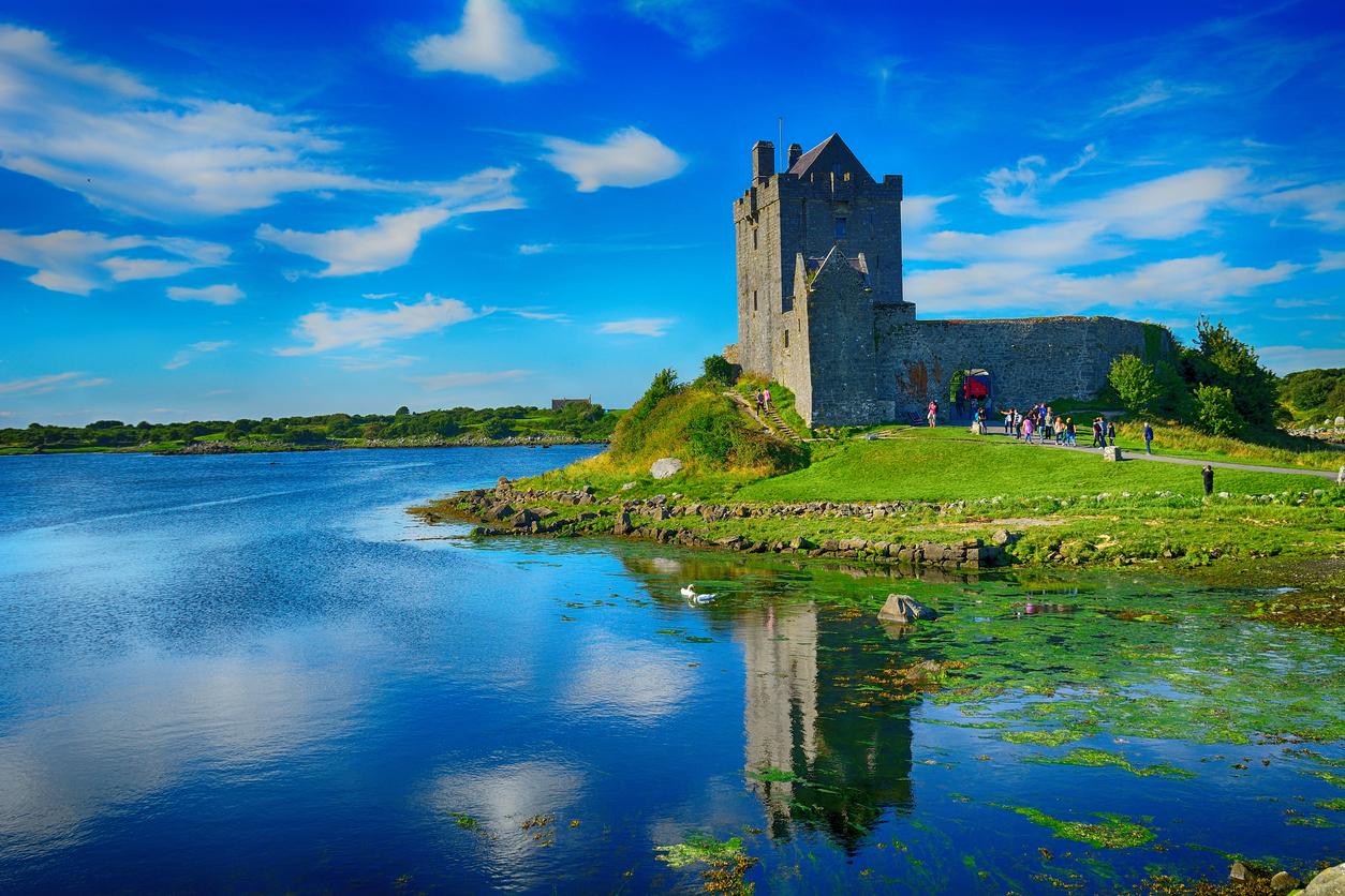 Gaelic, de officiële taal van Ierland