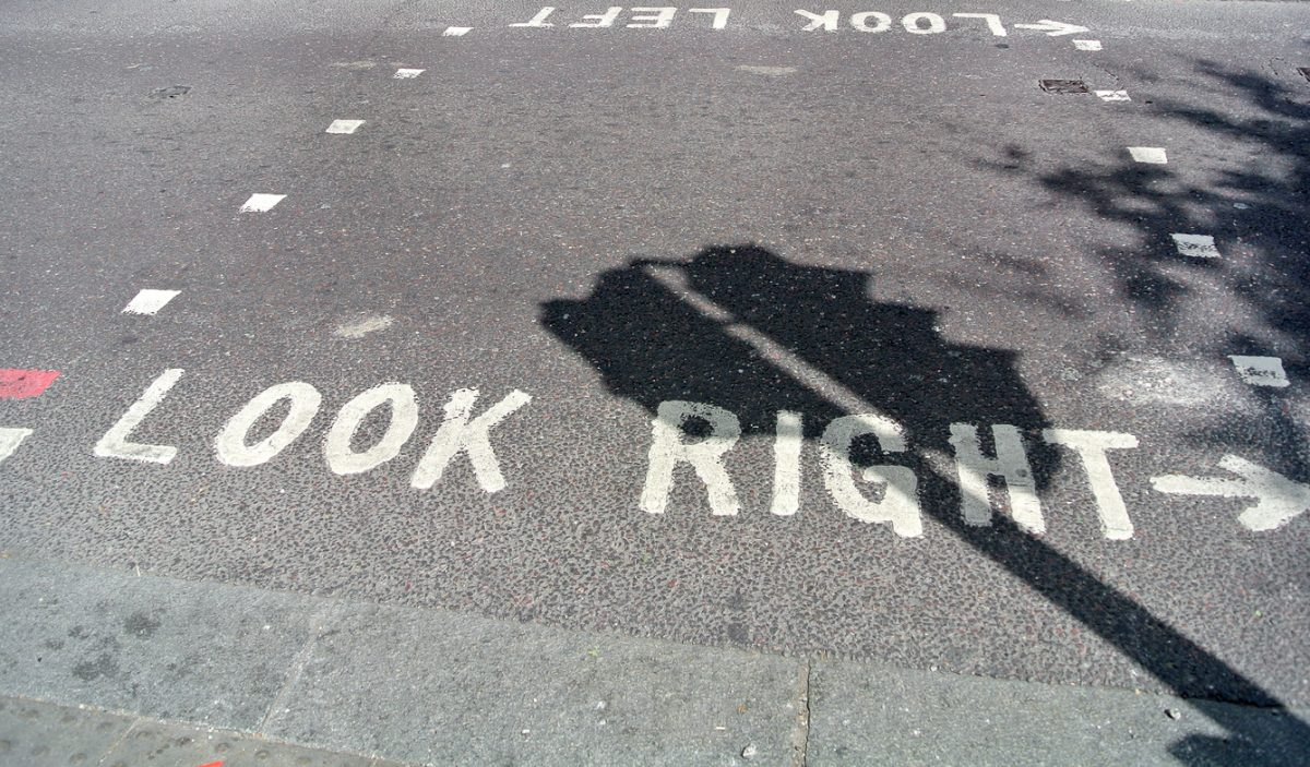 look right londen