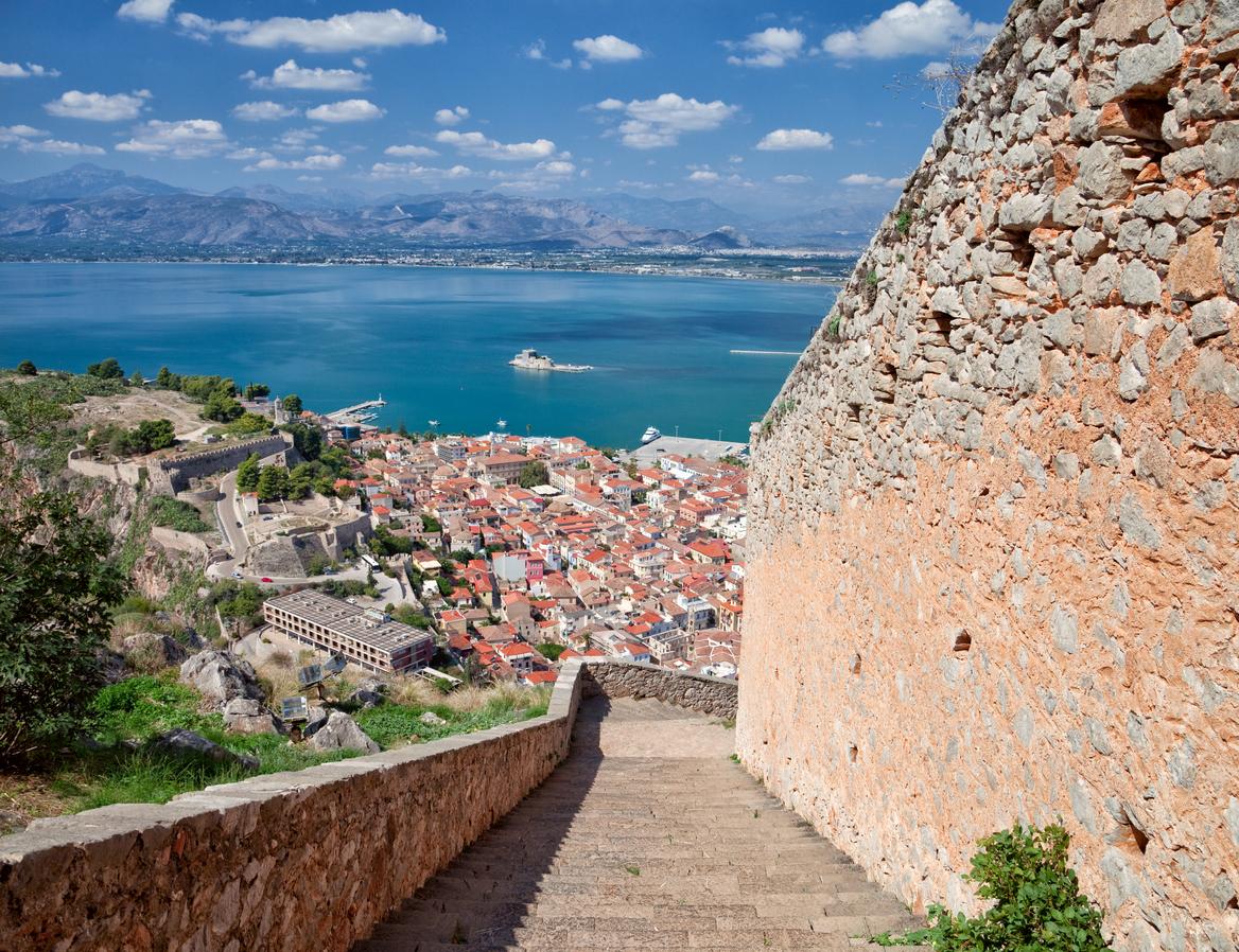 peloponnesos griekenland