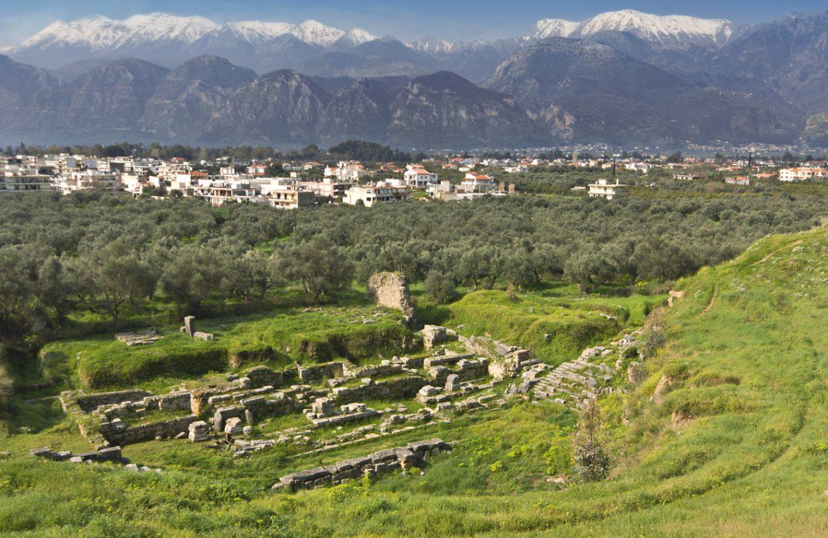 Ontdek het oude Griekenland met een reis door de Peloponnesos