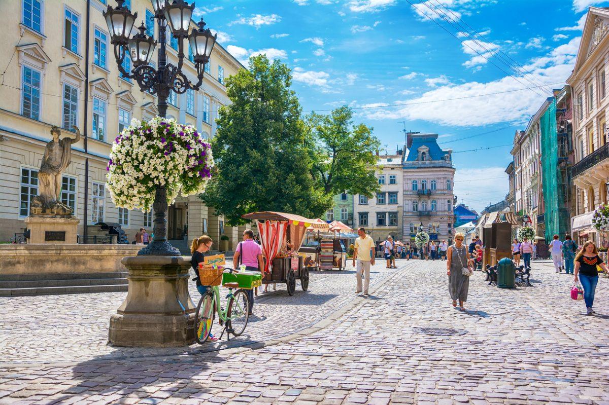 Lviv, de onontdekte parel van Oekraïne