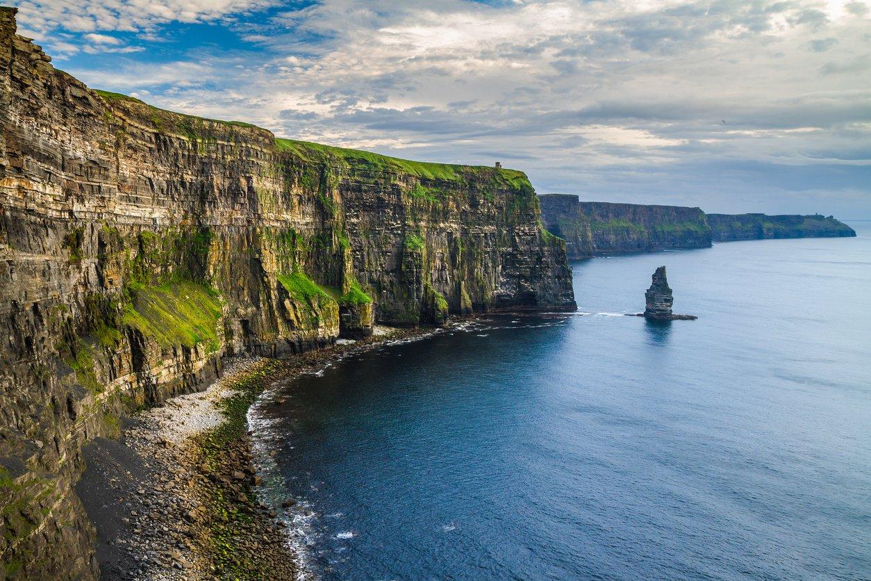 Cliffs of Moher ierland
