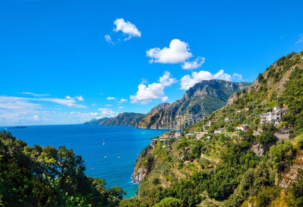 de prachtige italiaanse kust