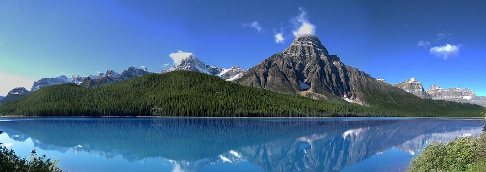 Natuurschoon bewonderen in Canada