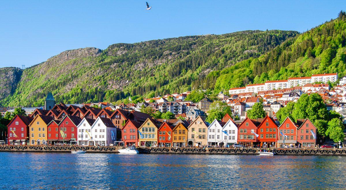 Rust en ruimte vind je in Noorwegen