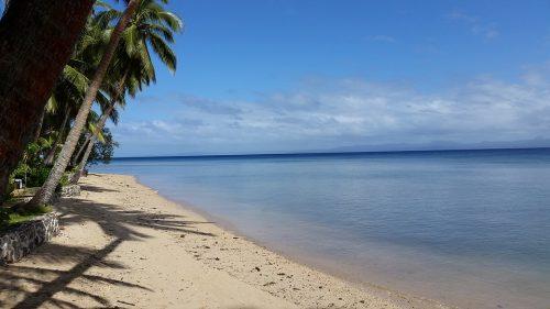 fiji eilanden strand vakantie tralvegek