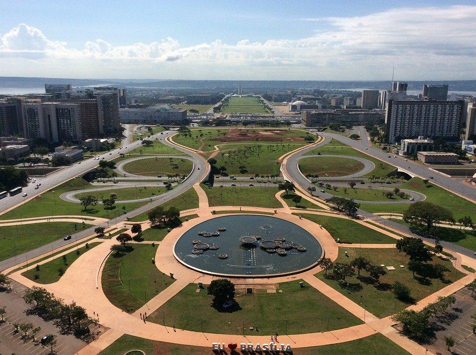 brasilia hoofdstad van brazilie travelgek