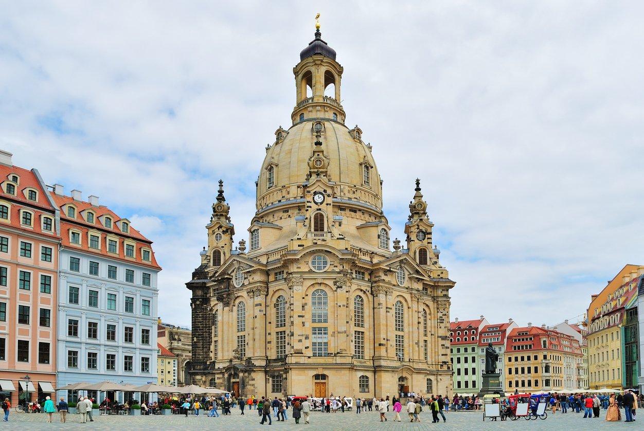 dresden frauenkirche duitsland