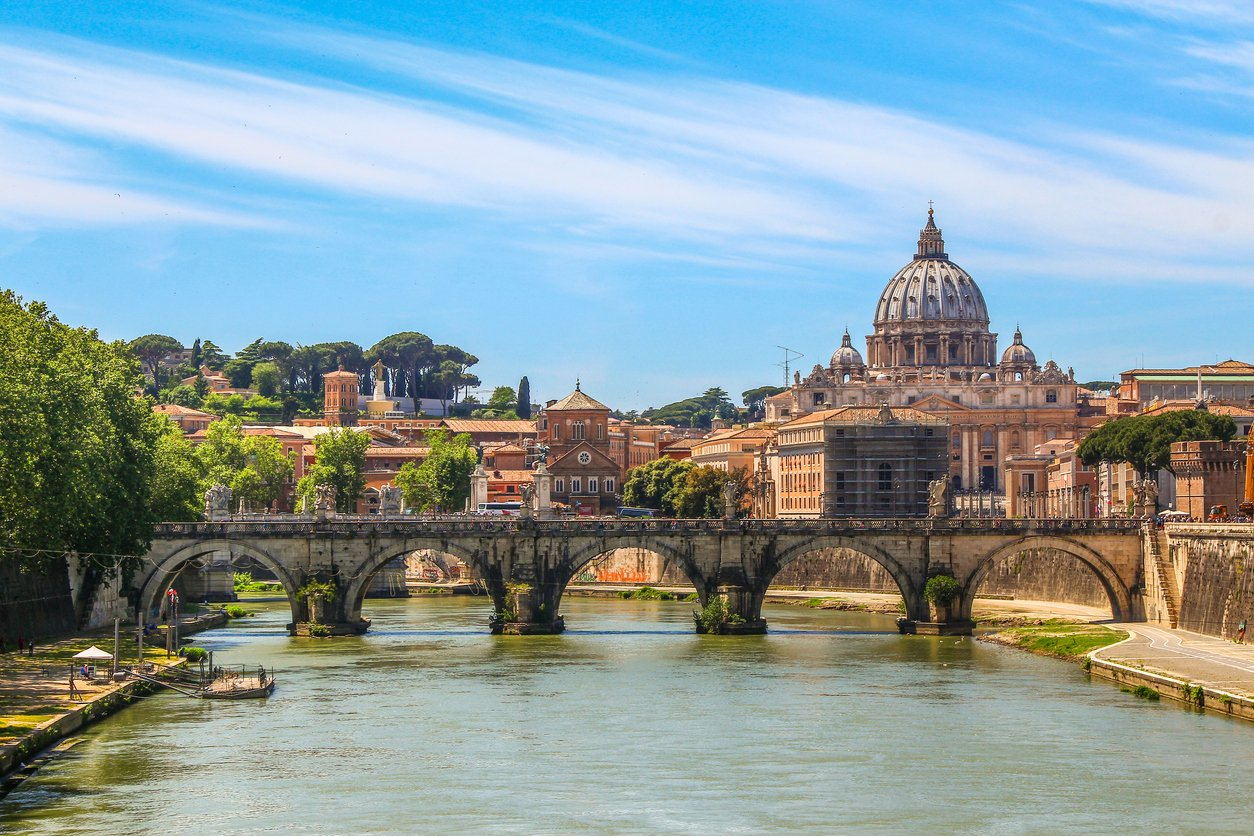 rome italie bezienswaardigheden