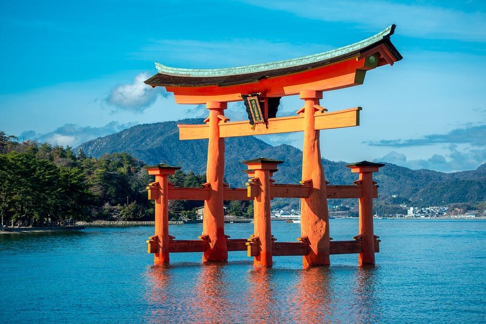 Honshuu japan
