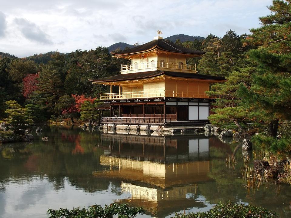 Kyoto tempel in japan reistips