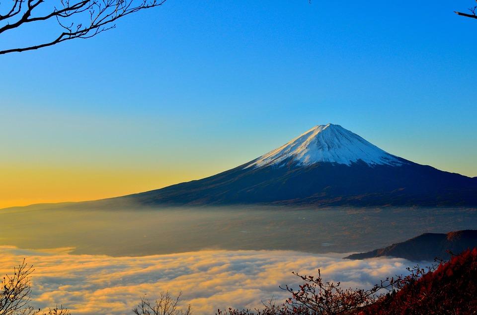Mount Fuji japan bezienswaardigheden