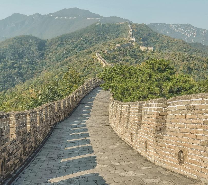 chinese muur china bezienswaardigheden en reistips