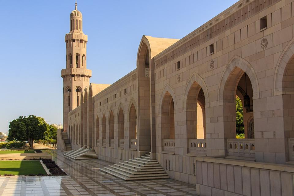 moskee oman bezienswaardigheden