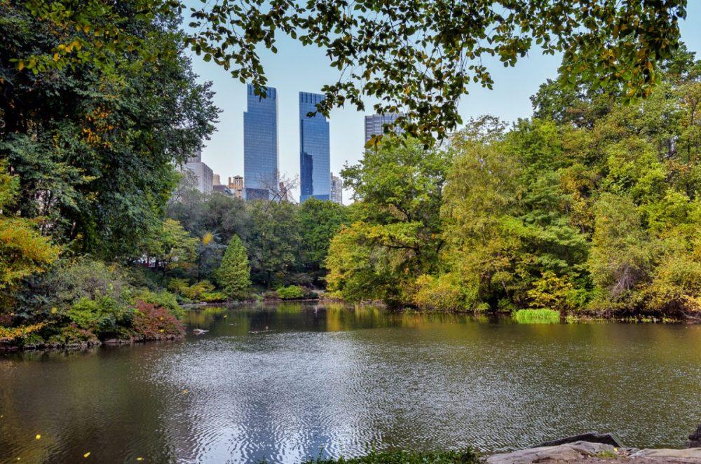central park new york hotspots