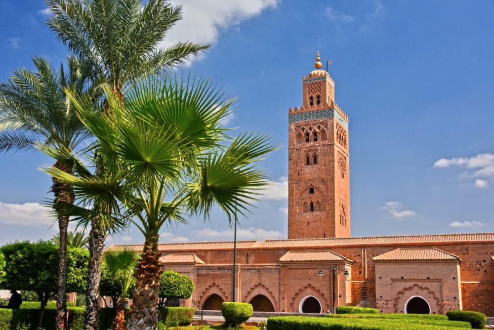 Koutoubia moskee marokko reistips