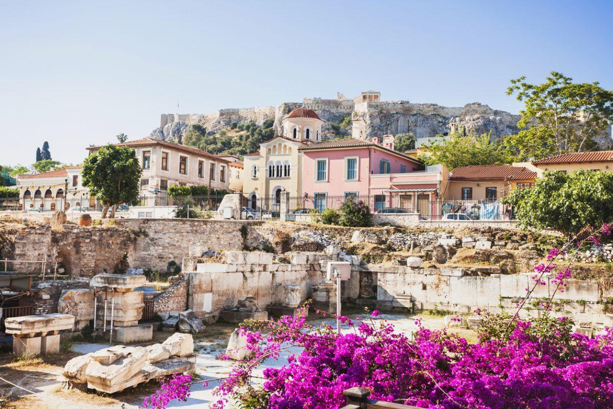 In Athene begon onze beschaving