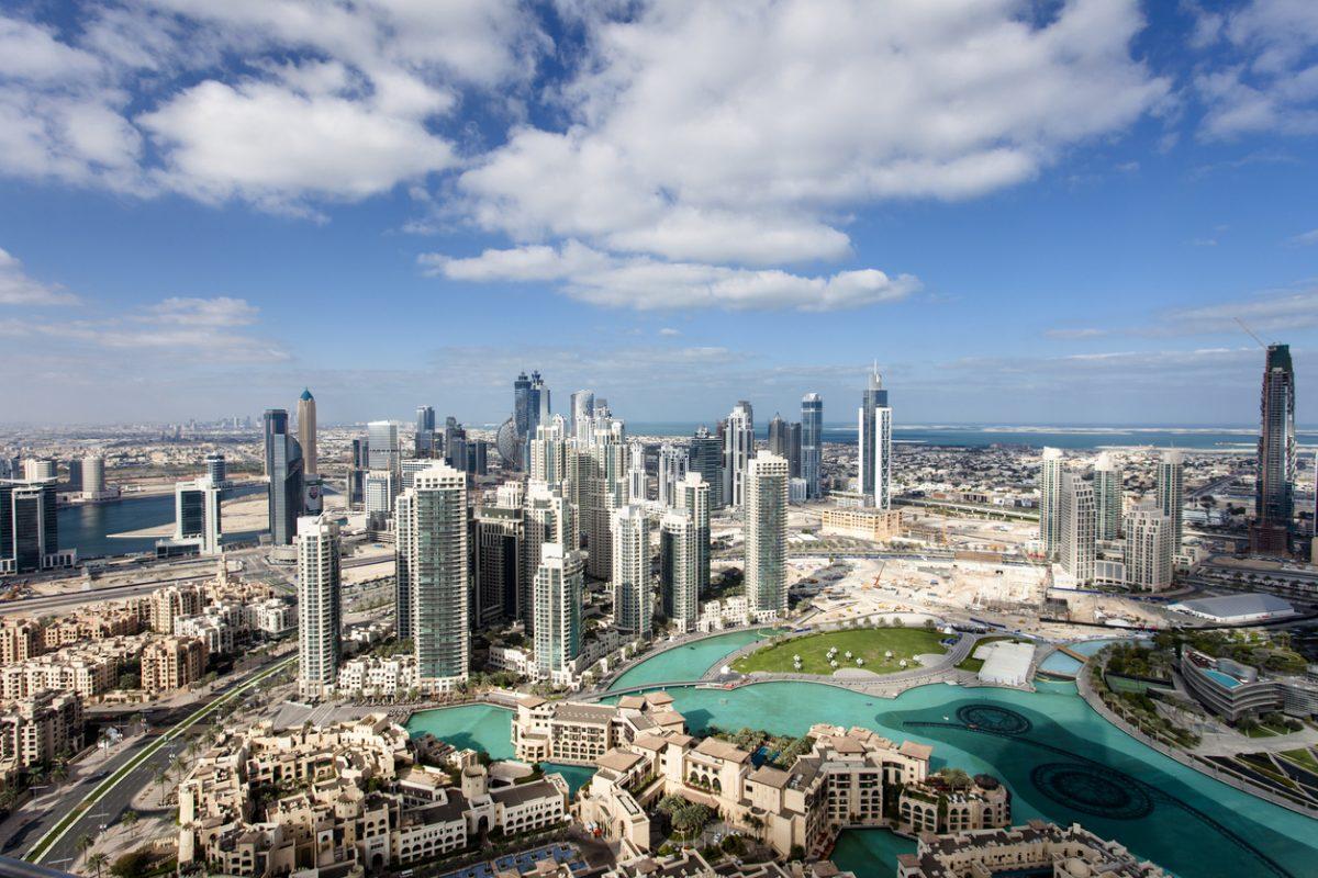 de Verenigde Arabische Emiraten