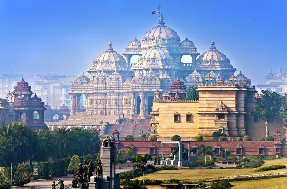 Maak de reis van je leven door India