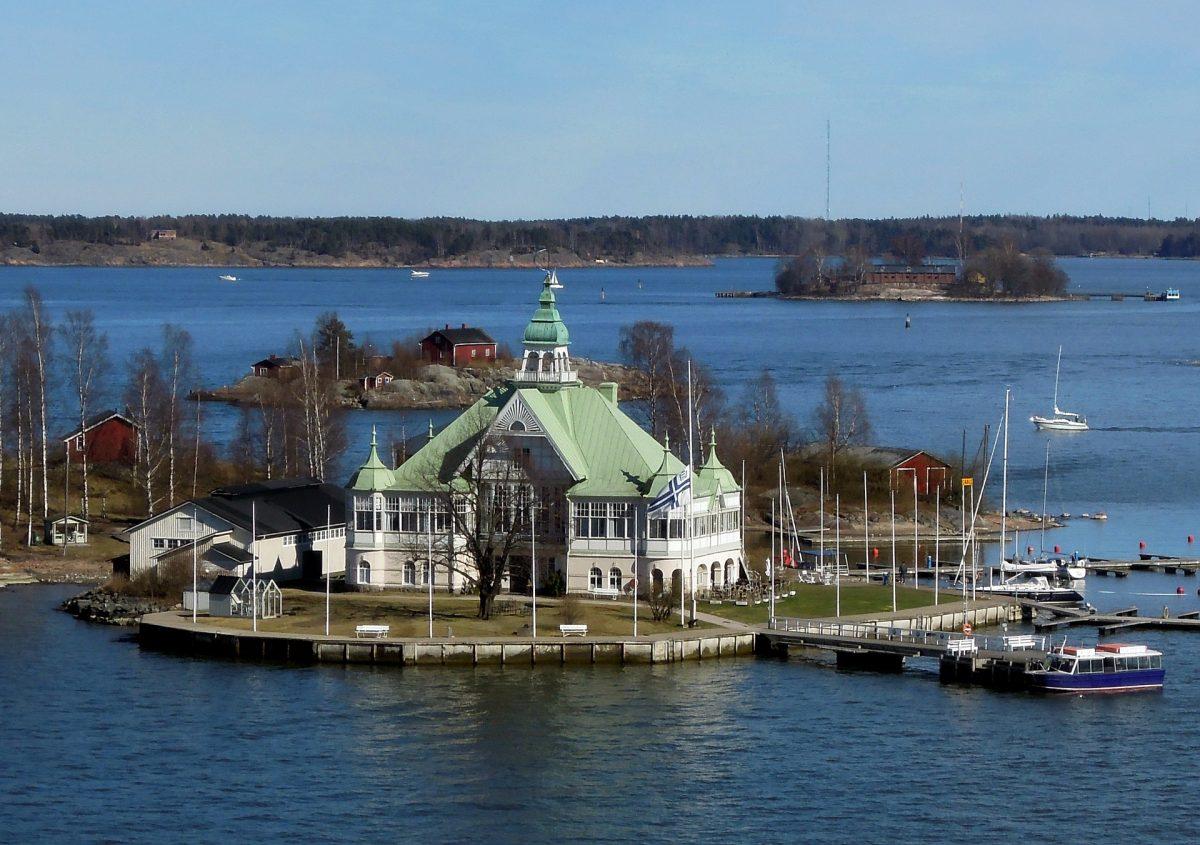 Helsinki, de noordelijke hoofdstad van Finland