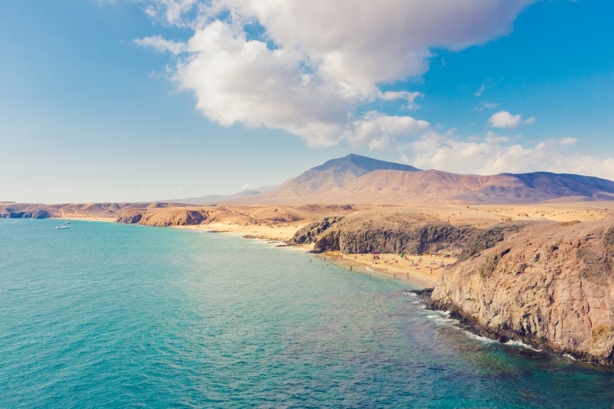 lanzarote spanje canarische eilanden