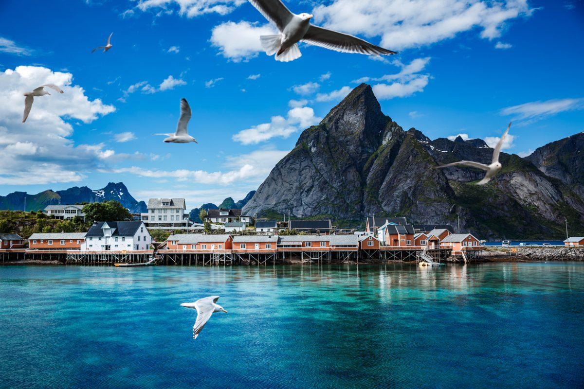 lofoten noorwegen reizen