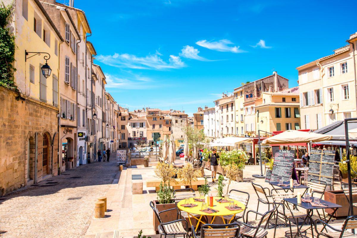 De Franse Côte d'Azur