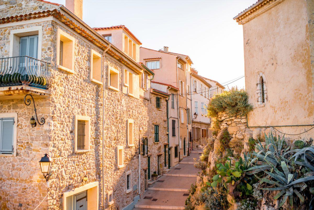 De Franse Côte d'Azur reizen