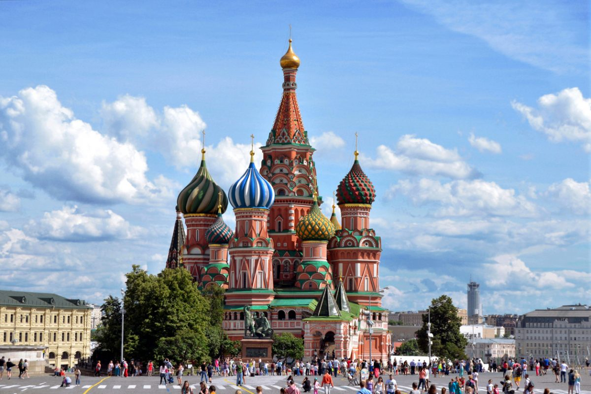 het Rode Plein moskou rusland reistips