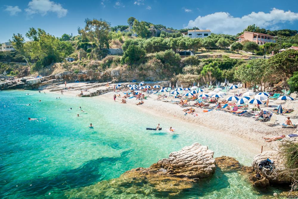 griekenland corfu zonvakantie april 2018 travelgek