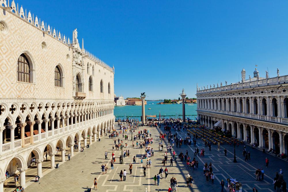 Venetië, waar romantische zielen elkaar ontmoeten