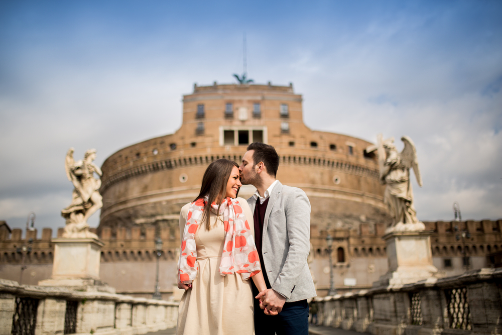 honeymoon italie