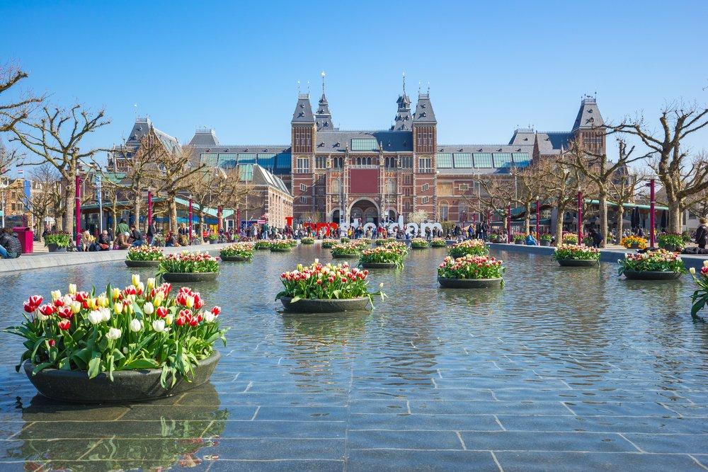 Amsterdam voor de kunstliefhebber het Rijksmuseum
