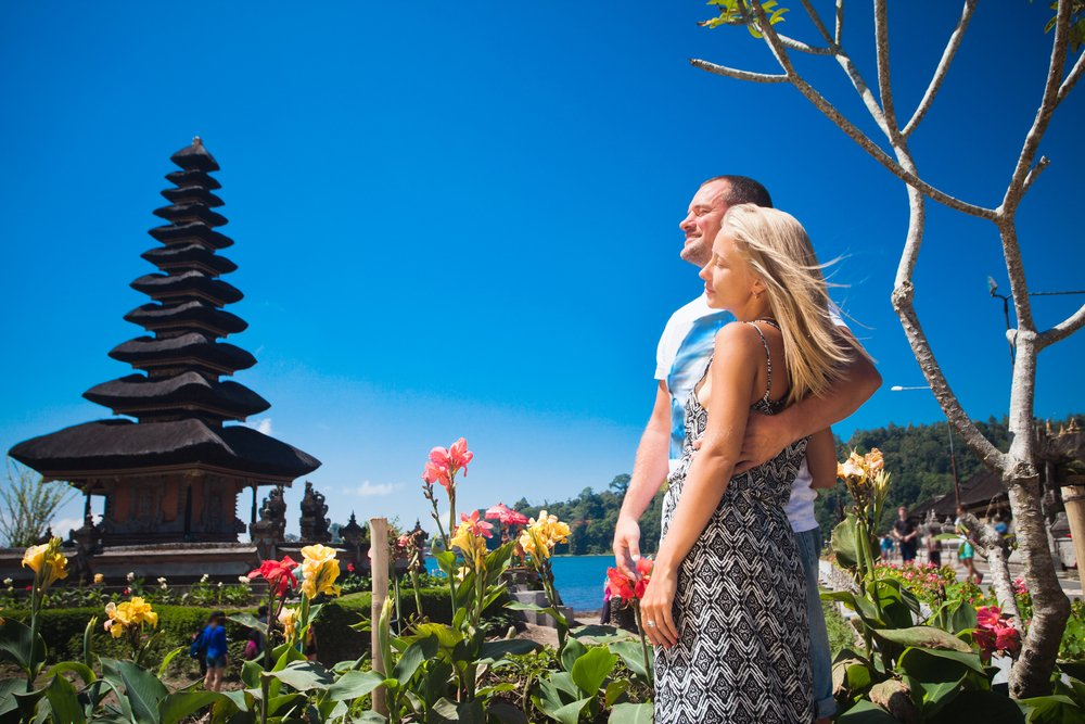 honeymoon bali