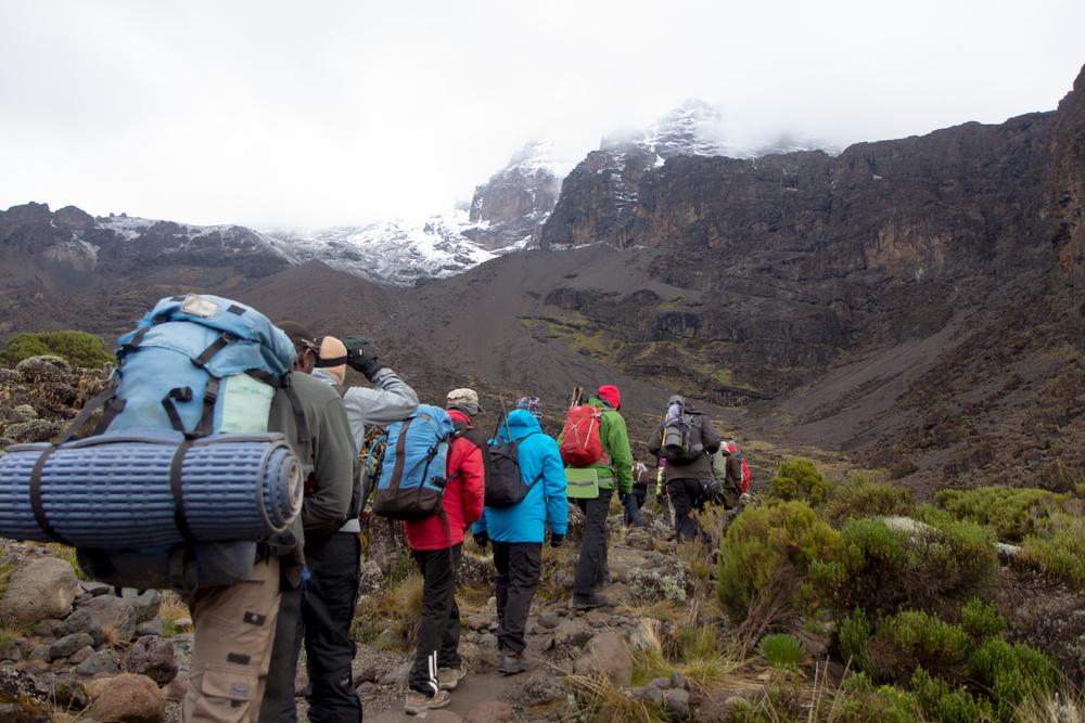de Kilimanjaro beklimmen