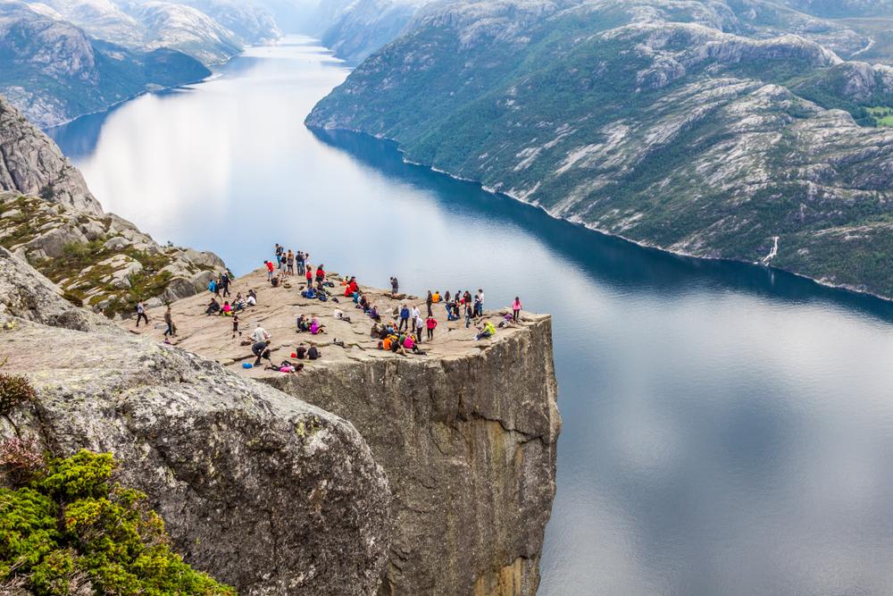 5 redenen waarom een vakantie naar Noorwegen op jouw bucketlist moet staan!
