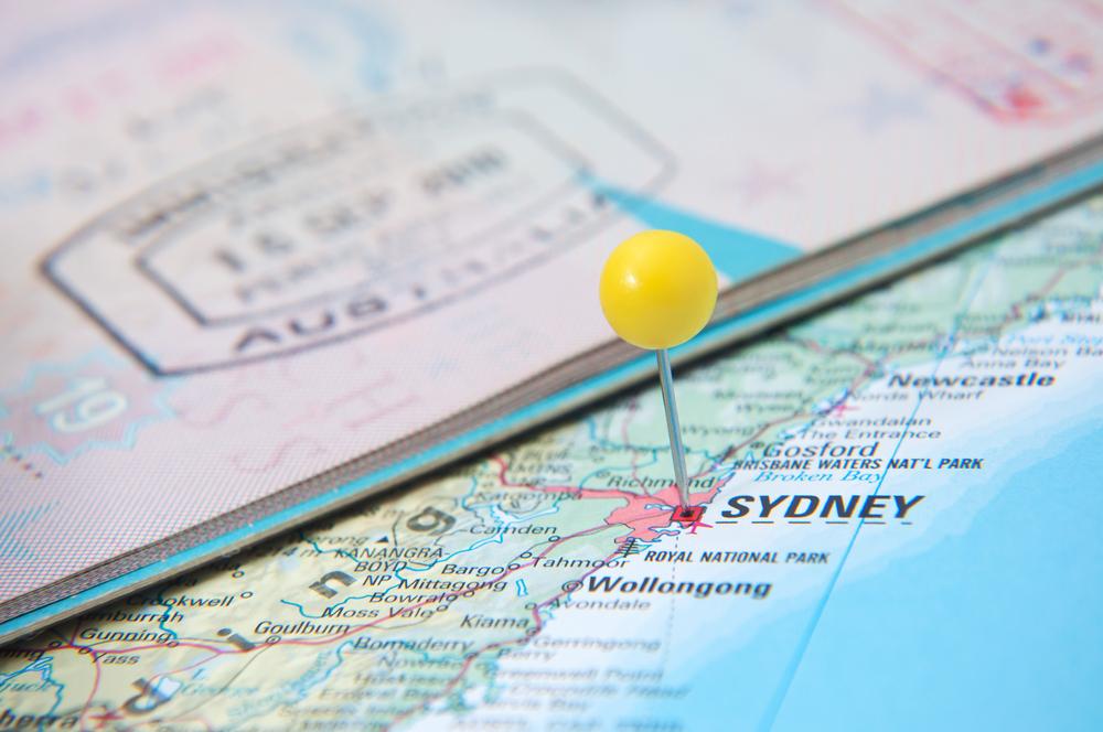 Werkvisum Australie