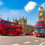 De top 5 must visits in Londen