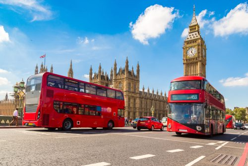 De top 5 must visits in Londen
