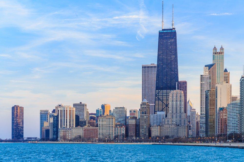 Chicago, De mooiste skyline van Amerika