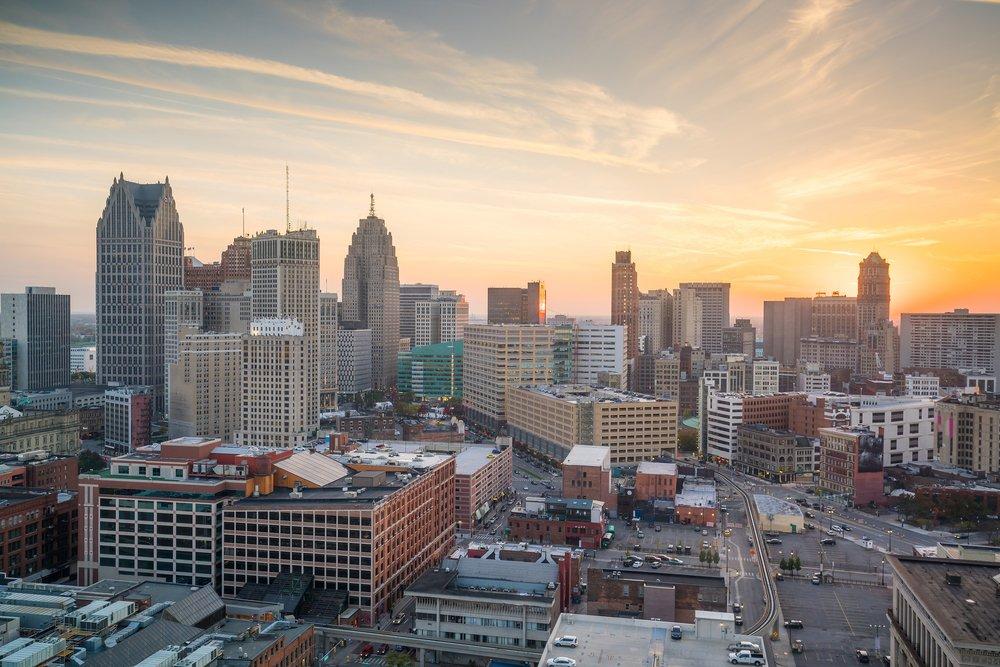 Detroit en Hollandse glorie