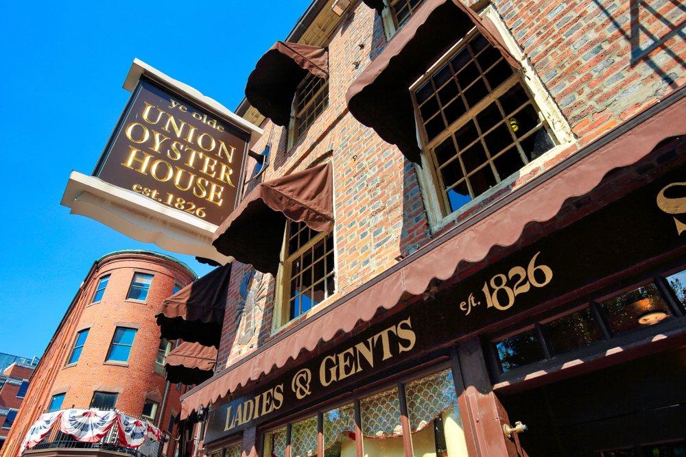 Rijke geschiedenis in Boston