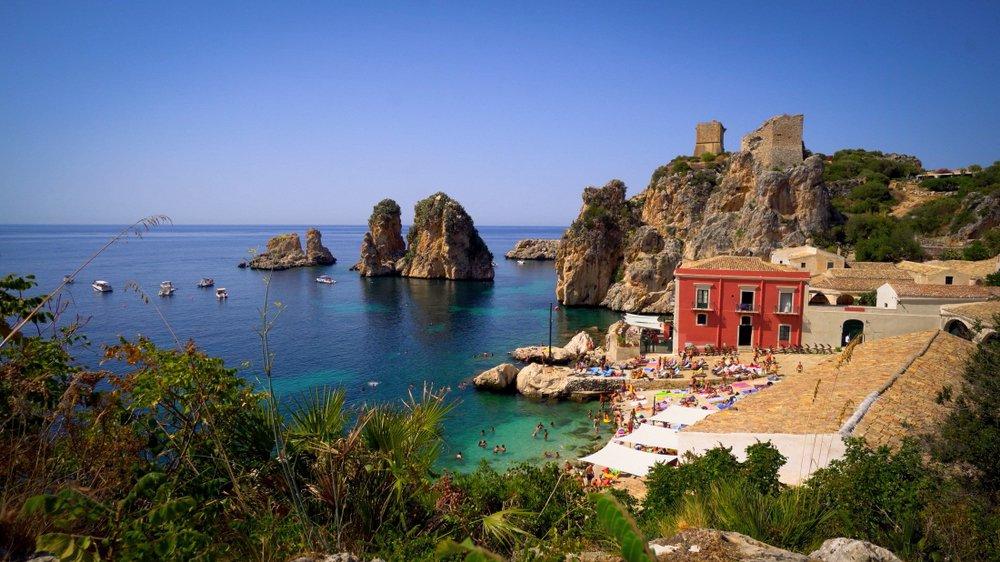 beste zonbestemmingen mei sicilie